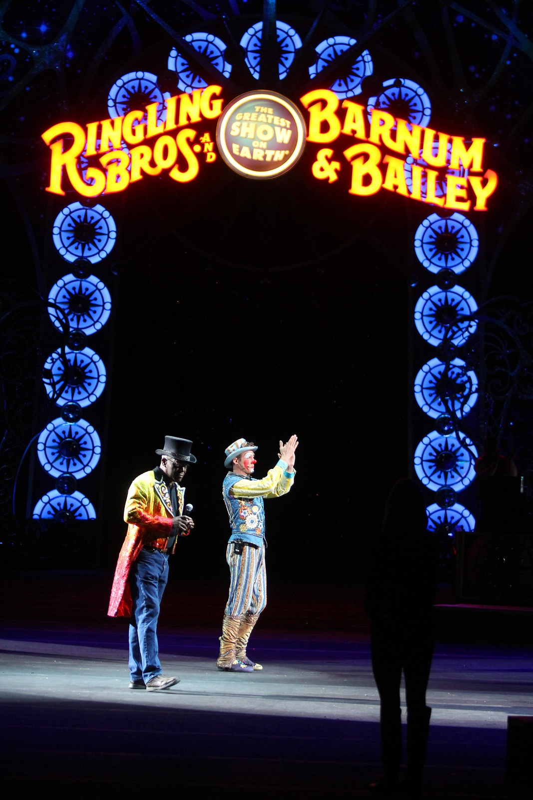 Military Family Circus Day 2015
